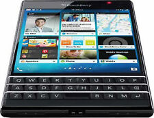 New - Blackberry Passport - 32GB - Black  Warranty