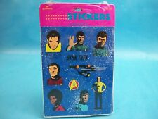 1990 Hallmark Original TV Series Star Trek Stickers Kirk Spock Scotty