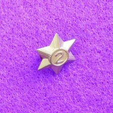 Vintage Boy Scout Two Year Service Star Ring & Split Pin (Missing) Ref 418