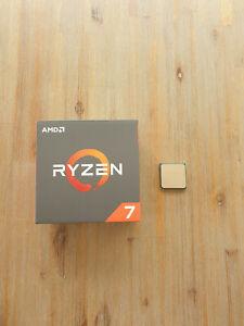 AMD Prozessor Ryzen 7 1700 x gebraucht