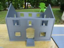 """ S "" SCALE  2 STORY CAPE COD HOUSE,  COUNTRY HOUSE  L@@K  3D PRINTED 1/64  1:64"