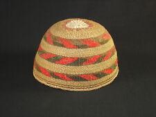 A Rare Northwest-California Hat, Native American Indian Basket, Circa: 1920