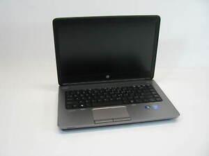 """HP ProBook 640 G1 14.0"""" Laptop 2.6 GHz i5-4300M 4GB RAM (Grade B No Battery)"""
