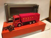 AMAN TGS   WERTZ   Abfall /  Pressmüllwagen  52068 Aachen 309424