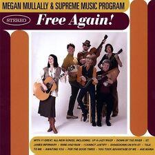Megan Mullally, Supreme Music Program - Free Again! [New CD]