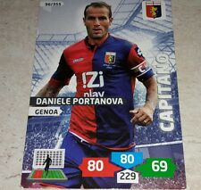 CARD ADRENALYN 2013/14 CALCIATORI PANINI GENOA PORTANOVA CALCIO FOOTBALL