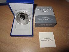 """* Francia 1 1/2 euro """"Semeuse"""" plata 2006 * pp-sólo 3.110 unidades"""