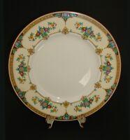 Minton Eloise Orange B1010 Porcelain Dinner Plate England 1924-1969