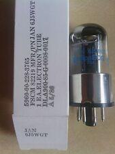 One (1) x 6J5WGT Philips Electron / Vacuum Tube / Valve