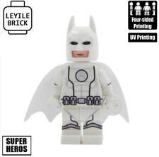 **NEW** LYL BRICK Custom White Lantern Batman Lego Minifigure