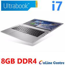 "Lenovo IdeaPad 510s 13.3"" Ultrabook Core i7 8GB 128GB SSD Win10 *Thin & Light"