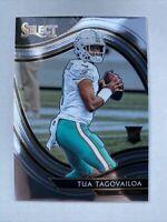 TUA TAGOVAILOA - 2020 Panini Select FIELD LEVEL Base Rookie RC #345 SP Dolphins!