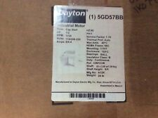 Dayton-Motor, #, #5GD57BB, 1/2hp, 1725rpm, FR-56C,  With Warranty, Free shipping