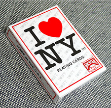 Bicycle I Love Ny Playing Cards Deck from Murphy's Magic