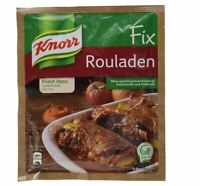4 x Bag Knorr Fix Rouladen - New & Fresh from Germany !
