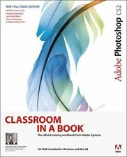 Adobe Photoshop CS2 Classroom in a Book by Anita Dennis (2005, CD-ROM /...