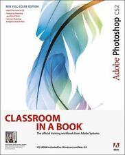 Adobe Photoshop CS2 Classroom in a Book, Adobe Creative Team, 0321321847, Book,