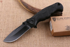 Elite Force Folding Knife Outdoor Camping Survival Hunting Wil-pk-4820