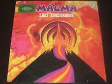 Magma rare '71 LP 1001 Centigrades on Philips EX+  Christian Vander  PROG Zeuhl