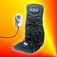AEG MM 5568 Massagematte Wärmefunktion Fernbedienung 12V/230V Wärme Thermomatte