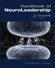 Handbook of NeuroLeadership, Ringleb, Dr. Al H, Rock, Dr. David, New Book