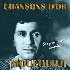 CD Chansons d'or : Mouloudji - ses premières années