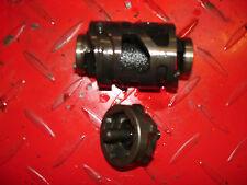 2003 Yamaha YZ250F gear shift shifter drum 03 YZ 250 F