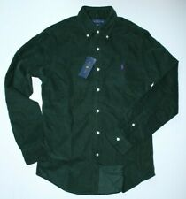 Polo Ralph Lauren Slim Fit Cord Hemd Größe M