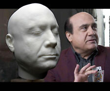 Danny DeVito Full Head Life Mask Bust  Batman Returns Oswald Cobblepot Penguin
