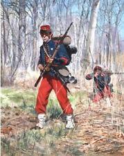 """14th Brooklyn, 1862"" Don Troiani Civil War Canvas Giclee"