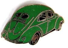 AUTO Pin / Pins - VW / VOLKSWAGEN KÄFER alte Version,grün [1359]