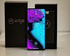 Motorola edge - 128GB - Solar Black (Dual SIM)