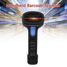 Bluetooth 1D/2D Barcode Scanner Reader Bar Code Handheld Scan For Mobile Payment