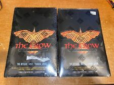 THE CROW City Of Angels Official Movie Trading Cards X2 New Sealed Box