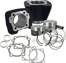 S&S Cycle 1250cc Conversion Kit - 10.3:1 Compression BLACK 1986-Up XL 910-0691