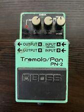 BOSS PN2 Tremolo/Pan Guitar Pedal