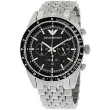 Emporio Armani Sportivo Quartz Movement Black Dial Men's Watch Ar5988