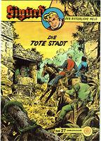SIGURD Nr. 27 - Die Tote Stadt - Sammlerausgabe N. Hethke Verlag (1993-07)