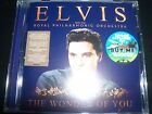 ELVIS PRESLEY The Wonder Of You With The Royal Philharmonic Orchestra CD - New