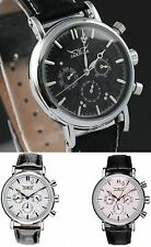 Stainless Steel Case Mechanical (Automatic) Round Watches