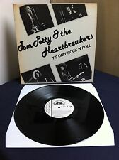 Tom Petty Vinyl It's Only Rock N Roll Rare Live LP (1979)