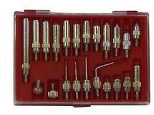 60 20 40 Ensemble de 5 rallonges pour comparateur longueurs : 10 80 mm.