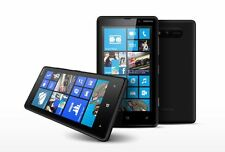 NOKIA LUMIA 820 BLACK NERO RM-825 WINDOWS PHONE 820.1 senza blocco SIM