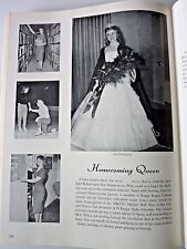 1960 University of New Mexico Yearbook  Albuquerque NM MIRAGE 1960s Fashions 60s