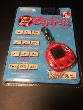 Giga Pets Digipooch Puppy Dog Keychain Electronic Game Tiger New KFC Virtual Pet