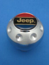 JEEP LOGO ALUMINUM GEAR SHIFT KNOB #262
