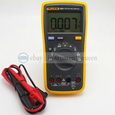 FLUKE 15B+ Digital multimeter Tester DMM with TL75 test leads !!NEW!! F15B+