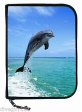 Log Book Binder Scuba Diving Dolphin Pages New LB0831