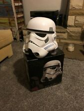 The Black Series Storm trooper helmet