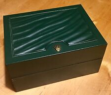 ROLEX Watch Box Caja Submariner Daytona Yacht-Master Explorer Deepsea GMT OEM